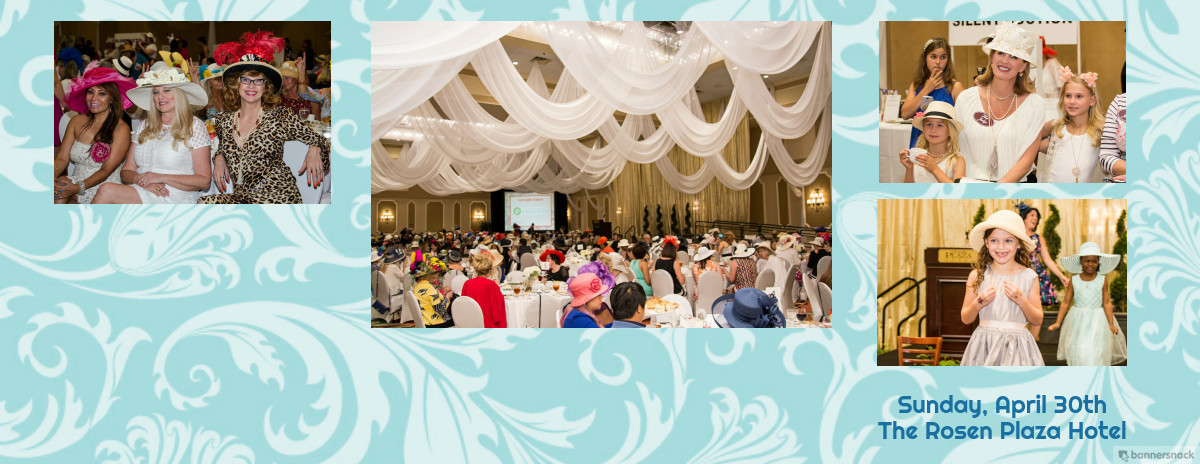 High Tea & Hats 2017